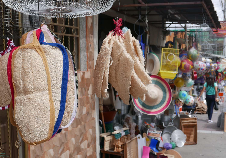 Streetside shop in Esteli Nicaragua