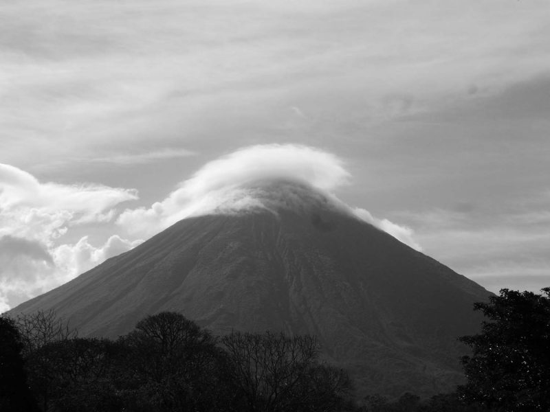 Volcan Concepcion on Ometepe island in Nicaragua
