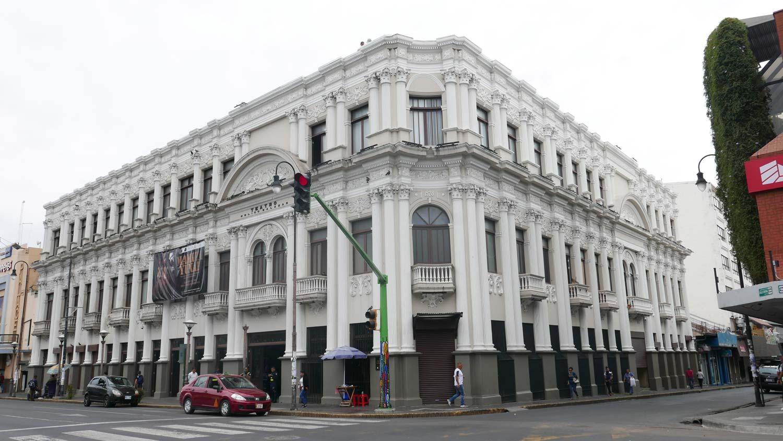 Melico Salazar theatre in San Jose, Costa Rica