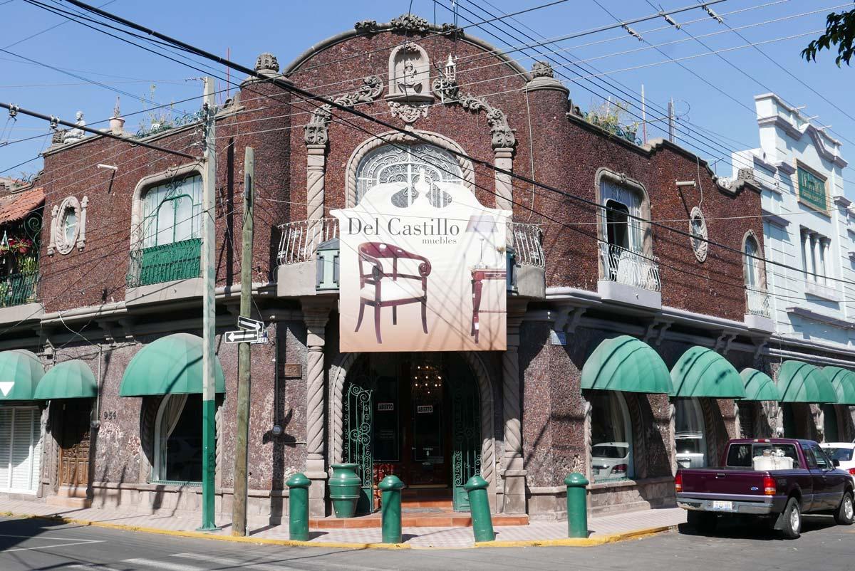 Old shop in Guadalajara