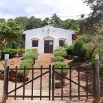 Community church far outside the city of Matagalpa