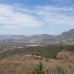 View of hills near Matagalpa