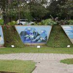 Guatemaltitas murals from Efrain Recinos