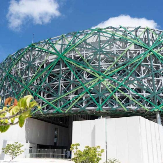 Mundo Maya museum in Merida